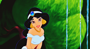 HD Blu-Ray Disney Princess Screencaps - Princess jasmijn