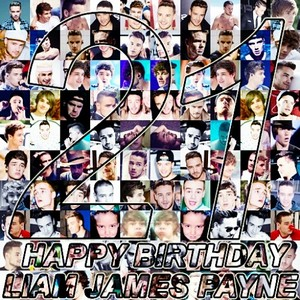 Happy 21st Birthday Liam James Payne!!!