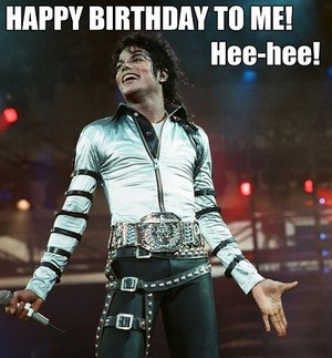 Happy 56th Birthday MJ