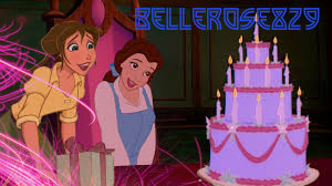 Happy B-day from your detik favorit DP and anda favorit disney heroine!