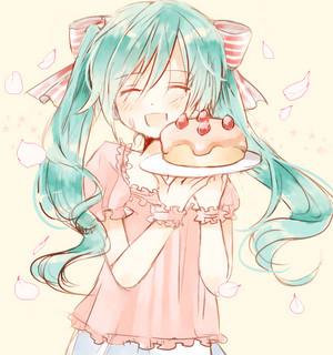 Happy Birthday, Miku~!