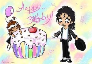 Happy birthday, mike! <3