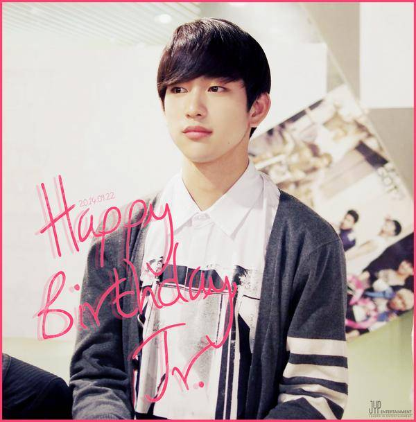Happy birthday to GOT7's Jr.!