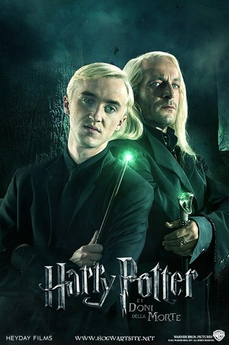 Harry Potter پیپر وال probably with a well dressed person and a portrait entitled Harry Potter Posters