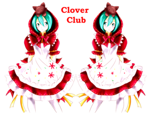 Hatsune Miku - Clover Club