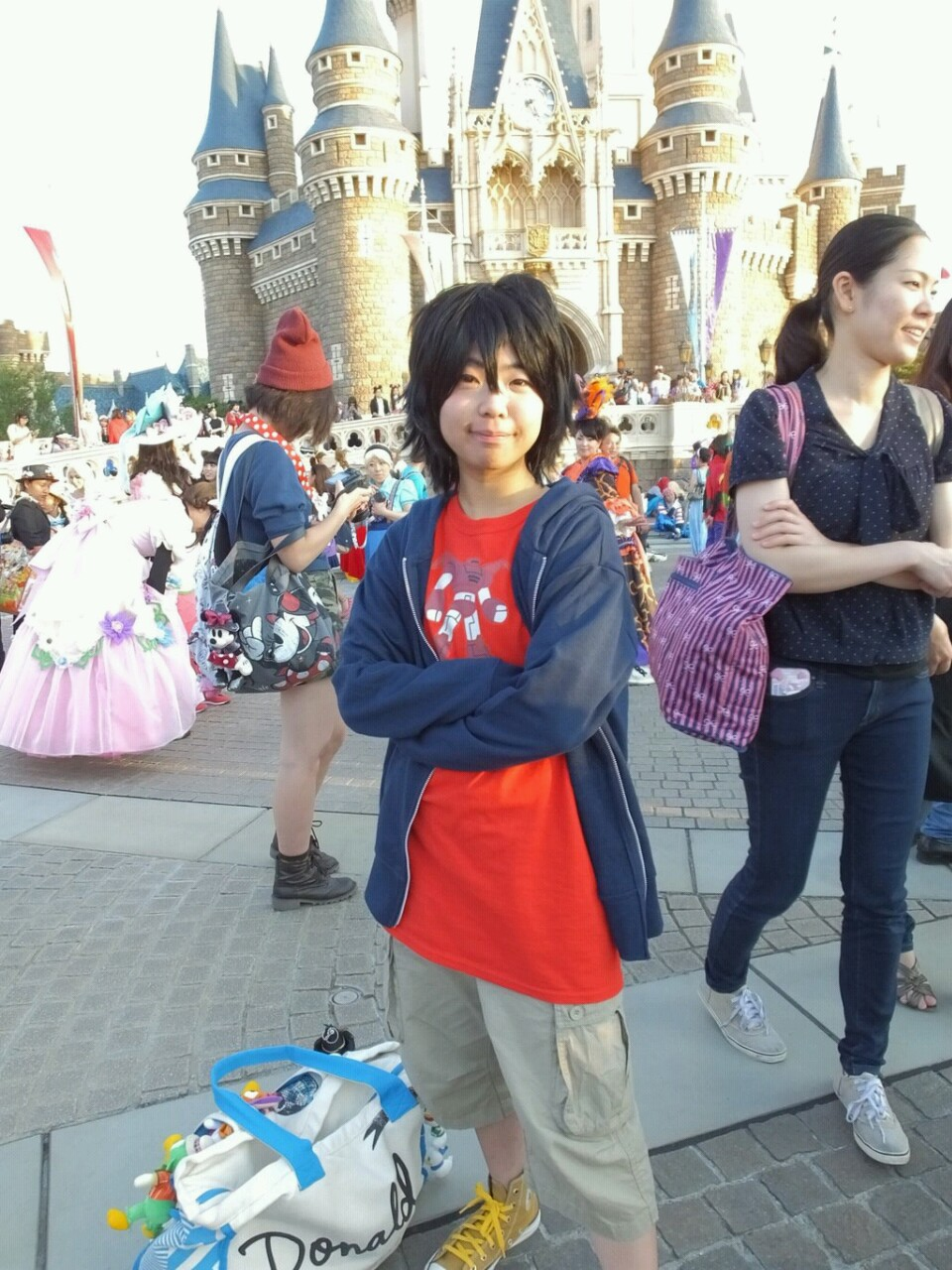 Cosplay big hero 6 hiro