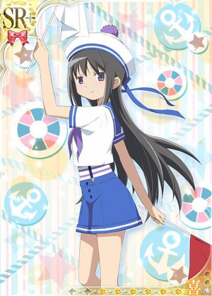 Homura Sailor