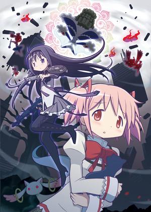 Homura and Madoka