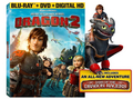 How To Train Your Dragon 2 Blu-Ray Cover
