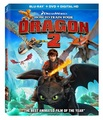 How To Train Your Dragon 2 Blu-Ray Cover - how-to-train-your-dragon photo