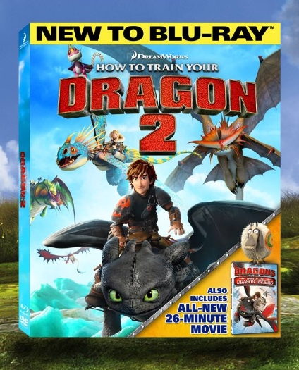 How To Train Your Dragon 2 Blu - 134.5KB