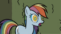 Hypnotized Rainbow Dash - my-little-pony-rainbow-dash photo