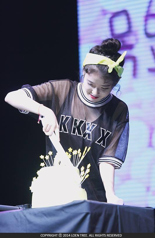 IU Debut 6th Anniversary Fanmeeting