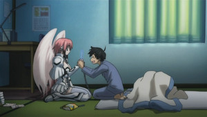 Ikaros & Tomoki