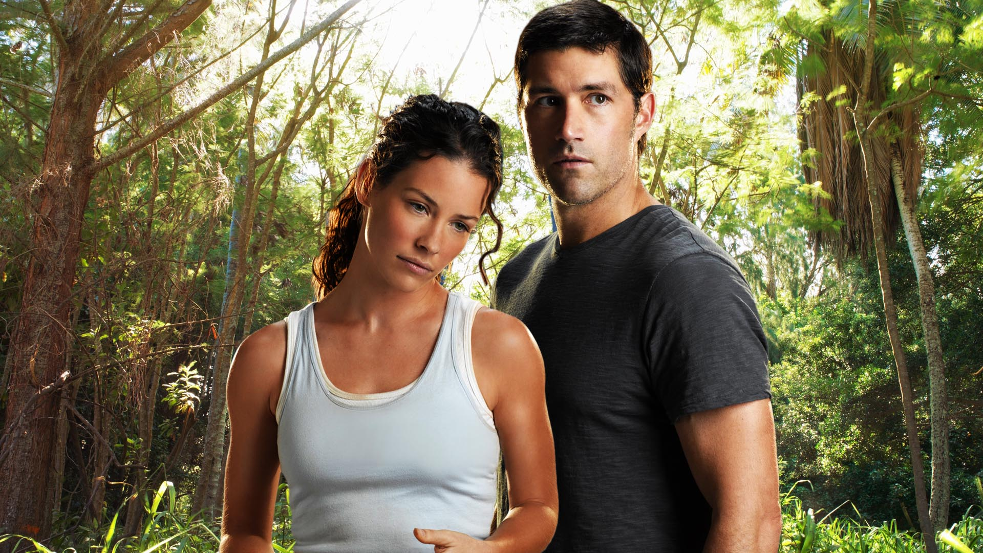 Jack and Kate - Lost Wallpaper (37561516) - Fanpop
