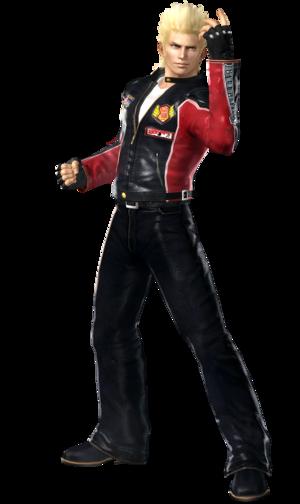 Jacky (Jacky Bryant) Virtual Fighter 5
