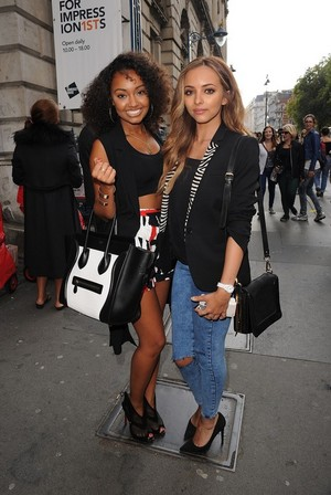 Jade and Leigh-Anne