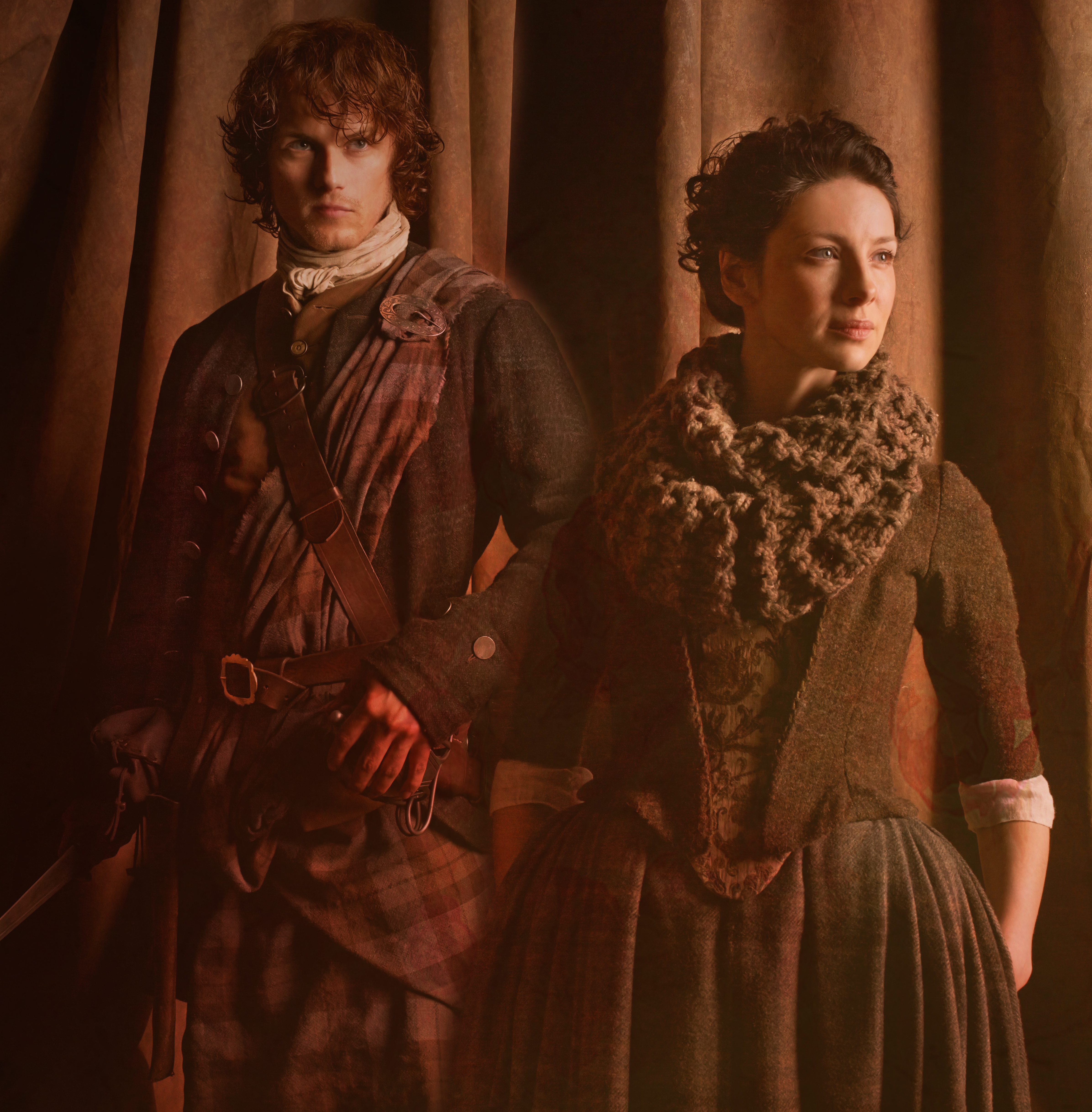 Jaime and Claire