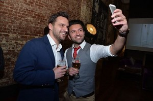 Jake Johnson// Home Bar Celebrated in NYC