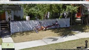 Jasper Weird bike