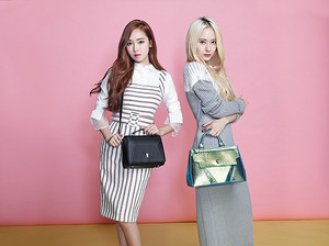 Jessica and Krystal Lapalette