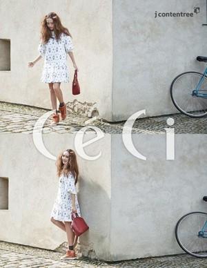 Jessica for 'Ceci'