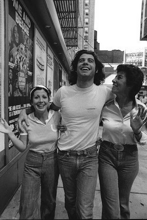John and his sisters