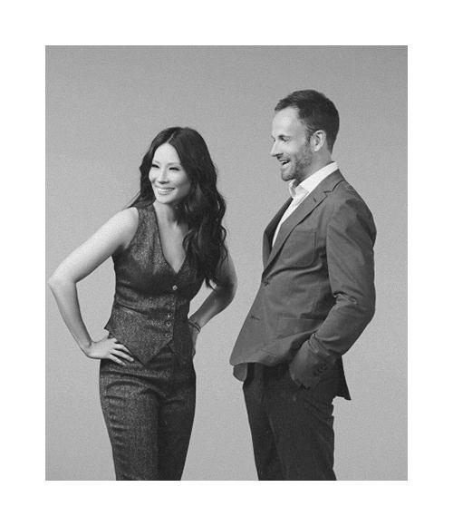 Jonny and Lucy