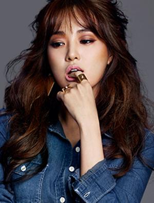 Jooyeon - it pouch Magazine October Issue '14