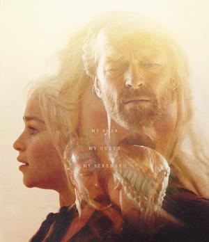 Jorah/Daenerys ☆
