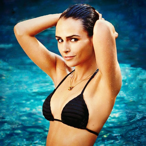 Jordana Brewster wallpaper with a bikini titled Jordana Fan Art