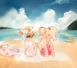 Junko and Mukuro