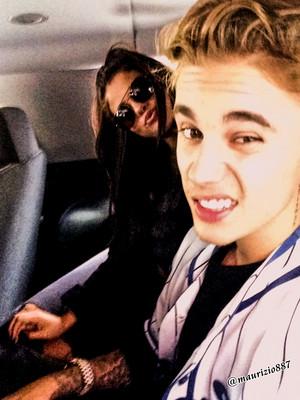 Justin Bieber & Selena Gomez ,2014