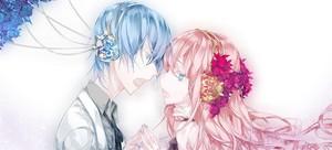 KAITO and Megurine Luka   Vocaloid