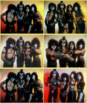 Kiss ~Creatures of the Night