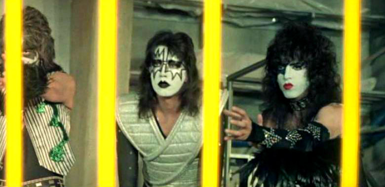 Kiss meets the phantom of the park - википедия