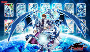 Kaiba on a Dueling MAt
