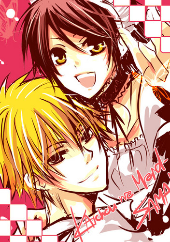 Kaichou wa Maid-sama wallpaper containing anime titled Kaichou wa Maid Sama