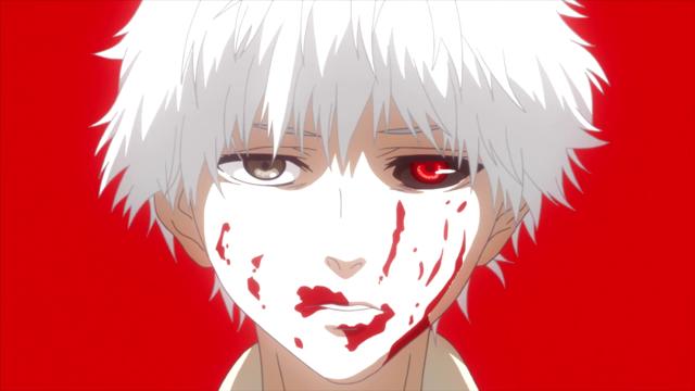 Kaneki anime