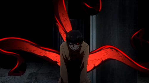 Ken Kaneki 壁紙 probably containing a living room titled Kaneki アニメ