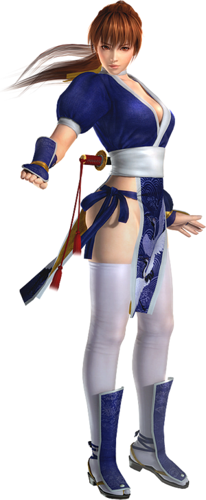 Kasumi/ The Kunoichi of Destiny