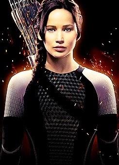 Katniss Everdeen | Catching 火災, 火
