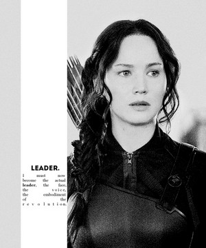 Katniss Everdeen | Leader