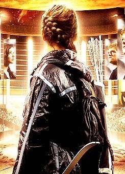 Katniss Everdeen | The Hunger Games