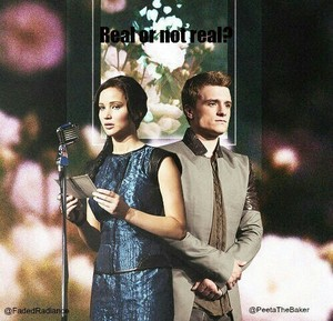 Katniss and Peeta's Words