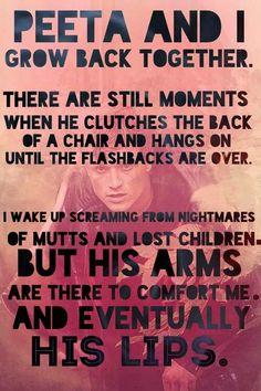 Katniss's Words