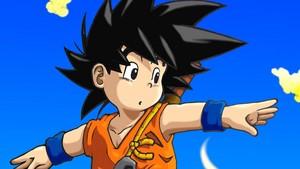 Kid Goku Dragon Ball