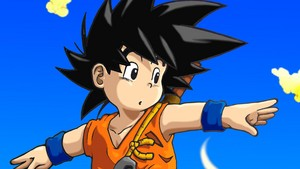 Kid Гоку Dragon Ball