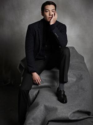 Kim Woo Bin For SIEG's F/W 2014 Ads