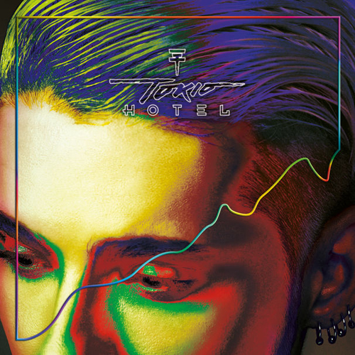 Tokio Hotel 壁紙 titled Kings of Suburbia COVER